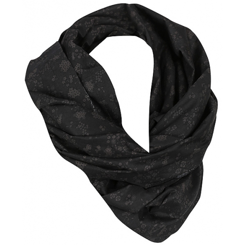 Kiss Kiss Hug Hug Breast Feeding Scarf Classic Black