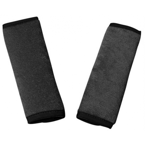 Playette Carseat Strap Covers Charcoal