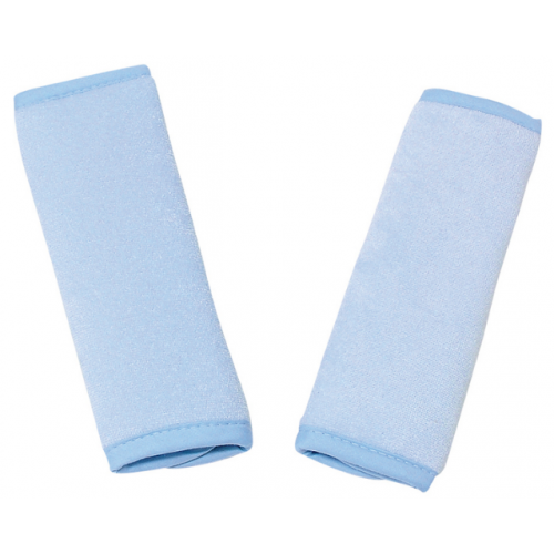 Playette Carseat Strap Covers Blue