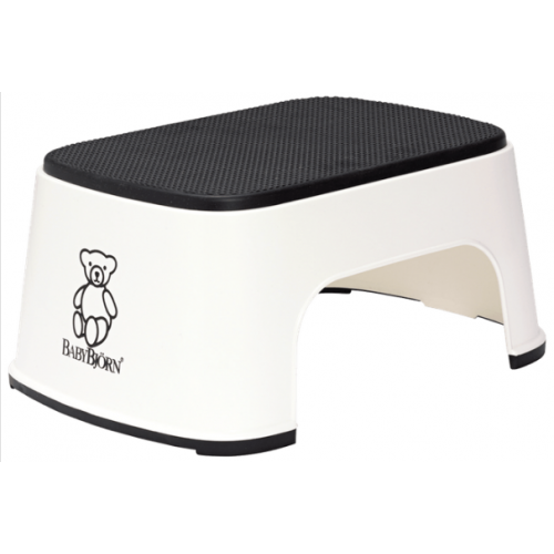 Baby Bjorn Step Stool White