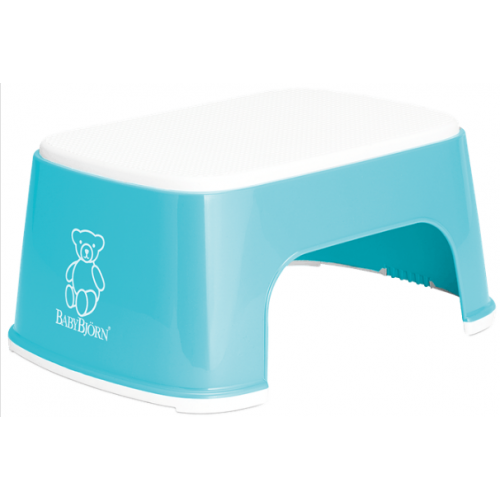 Baby Bjorn Step Stool Turquoise