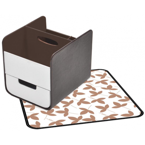 BBox Diaper Caddy Choc Chip