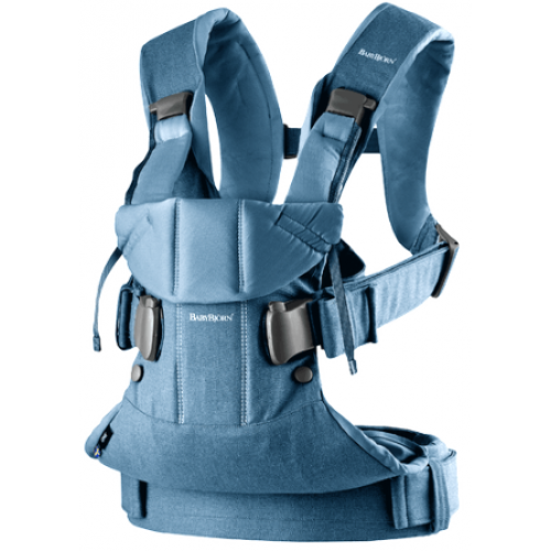 Baby Bjorn Baby Carrier One Denim Blue