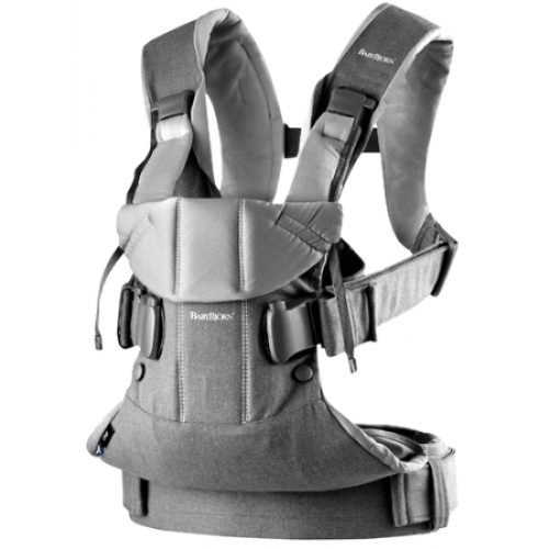 Baby Bjorn Baby Carrier One Denim Grey