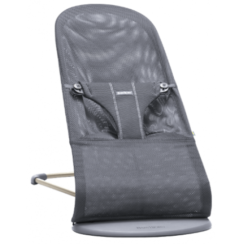 Baby Bjorn Bouncer Bliss Anthracite Mesh