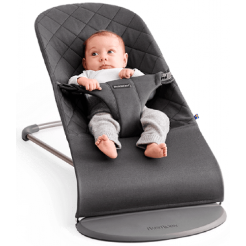Baby Bjorn Bouncer Bliss Anthracite