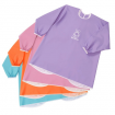 Baby Bjorn Long Sleeve Bib Purple