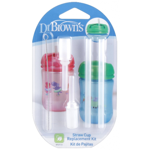 Dr Browns Straw Cup Replacement Kit