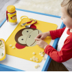 Skip Hop Zootensils Fork and Spoon Monkey