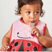 Skip Hop Zootensils Fork and Spoon Ladybug