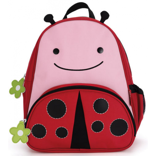 Skip Hop Zoo Little Kid Backpack Ladybug