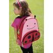 Skip Hop Zoo Little Kid Backpack Ladybug