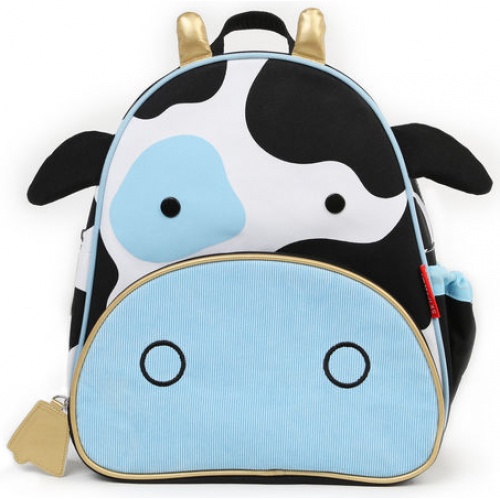 Skip Hop Zoo Little Kid Backpack Cow