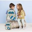 Skip Hop Zoo Insulated Lunch Bag Raccoon
