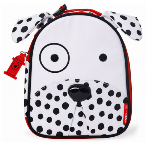Skip Hop Zoo Insulated Lunch Bag Dalmatian