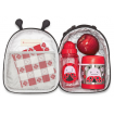Skip Hop Zoo Insulated Lunch Bag Ladybug