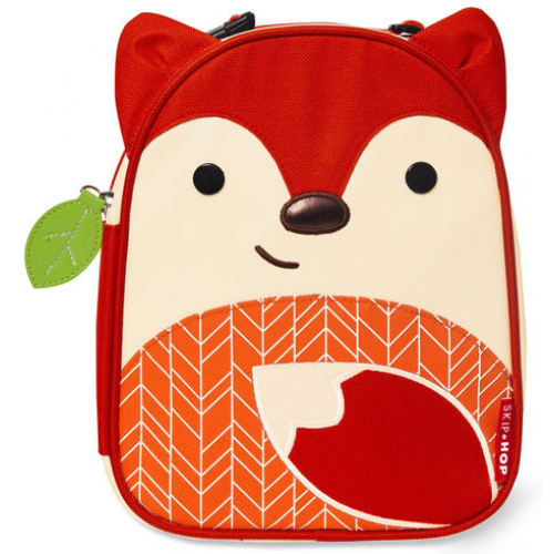 Skip Hop Zoo Insulated Lunch Bag Fox