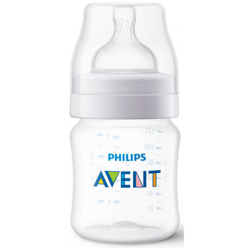 Avent Classic+ Bottle 125ml