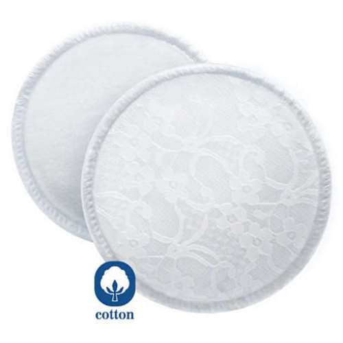 Avent Washable Breast Pads 6 Pack