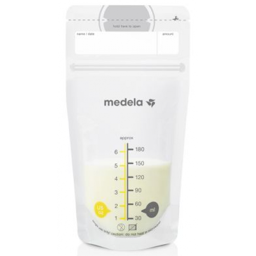 Medela Breast Milk Storage Bags 25 pack