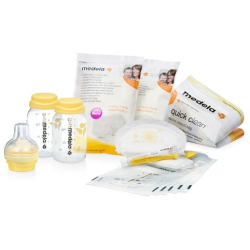 Medela Breast Feeding Starter Kit
