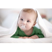 Avent Translucent Pacifiers Clear 6-18m