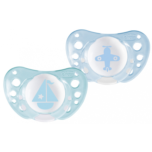 Chicco Physio Air Pacifier Blue 0-6m+