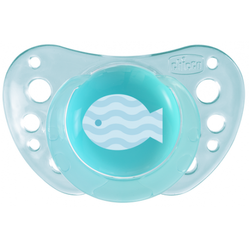 Chicco Physio Air Pacifier Blue 6-12m