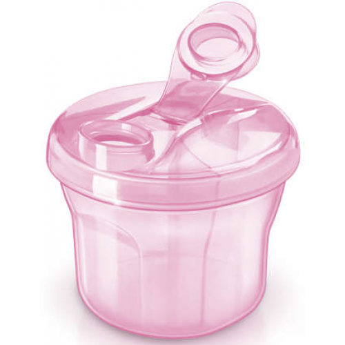 Avent Powder Milk Dispenser Pink