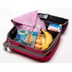 Fridge to Go Lunch Bag Medium Pink