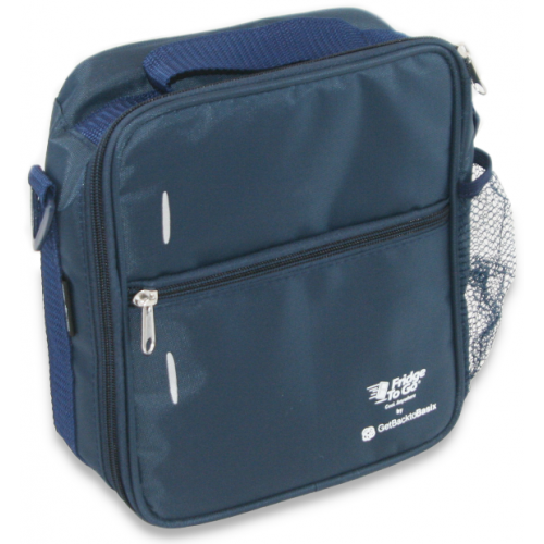 Fridge to Go Lunch Bag Medium Navy