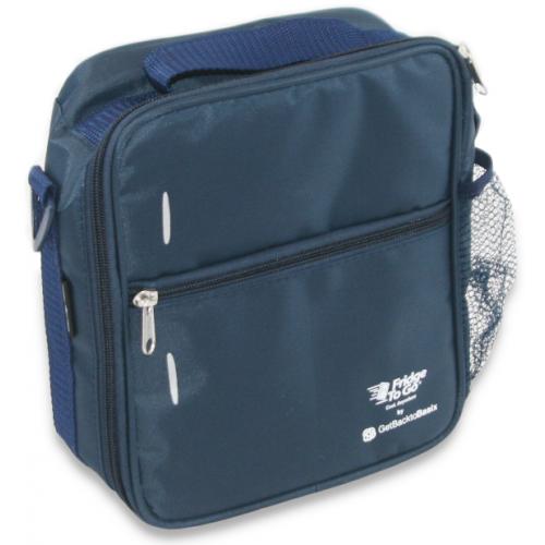 Fridge to Go Lunch Bag Medium Navy