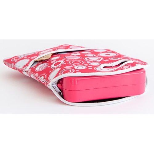 Bento Box with Insulated Lunch Bag   Pink