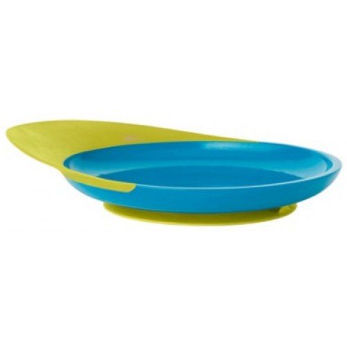 Boon Catch Plate Green Blue