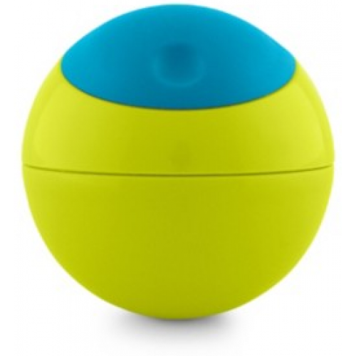 Boon Snack Ball Container Green Blue