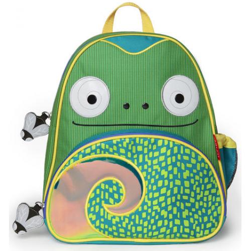 Skip Hop Zoo Little Kid Backpack Chameleon