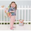 Skip Hop Zoo Little Kid Backpack Pig