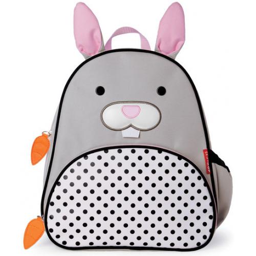 Skip Hop Zoo Little Kid Backpack Bunny