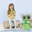 Skip Hop Zoo Straw Bottle Chameleon
