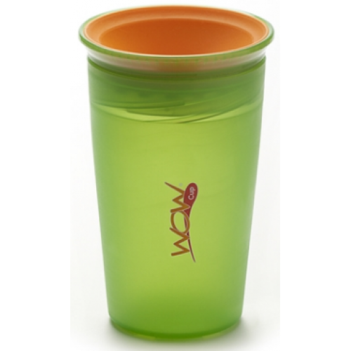 Juicy Wow Spill Free Cup Green