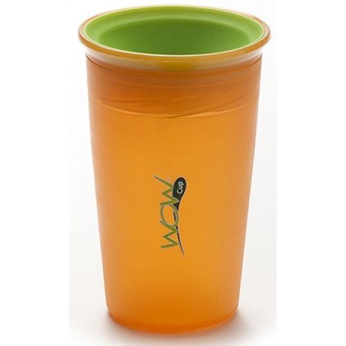 Juicy Wow Spill Free Cup Orange