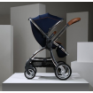 Babystyle Egg Stroller Regal Navy Mirror Frame