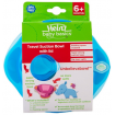 Heinz Baby Basics Travel Suction Bowl with Lid Blue