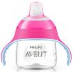 Avent Spout Cup Pink 6m+