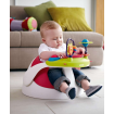 Mamas and Papas Baby Snug and Activity Tray Red