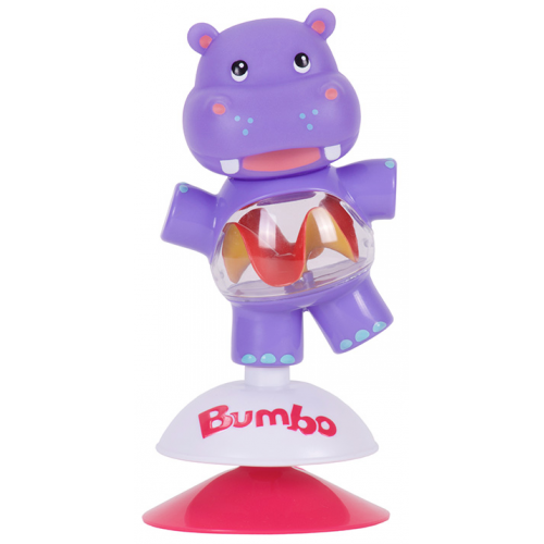 Bumbo Suction Toys Hildi the Hippo