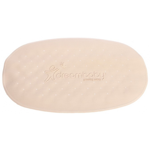 Dreambaby Non-slip Suction Bath Mat Tan