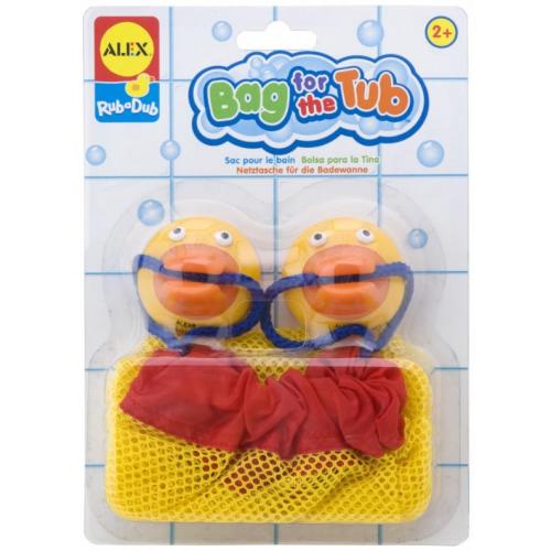 Alex Bag For The Tub