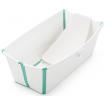 Stokke Flexi Bath White Aqua