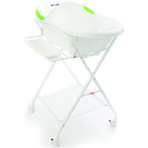 Love n Care Bathtub & Stand White